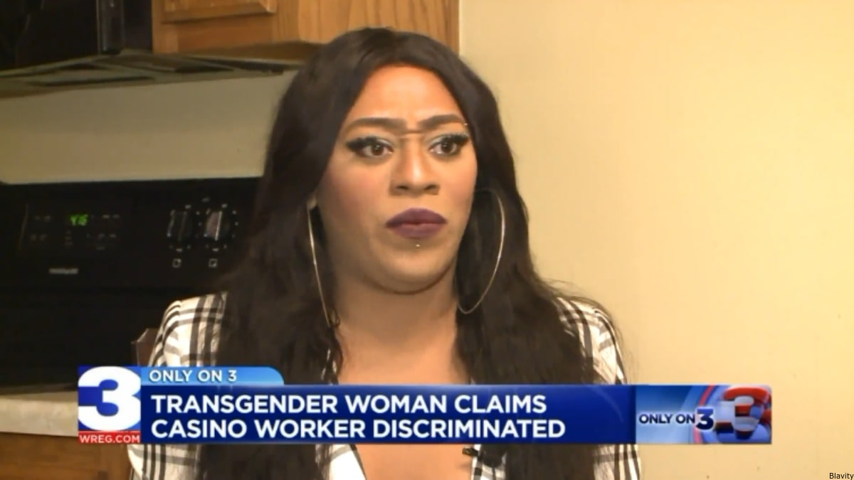 Transgender Woman Humiliated After Security Guard Harasses Her About Using The Women's Restroom
