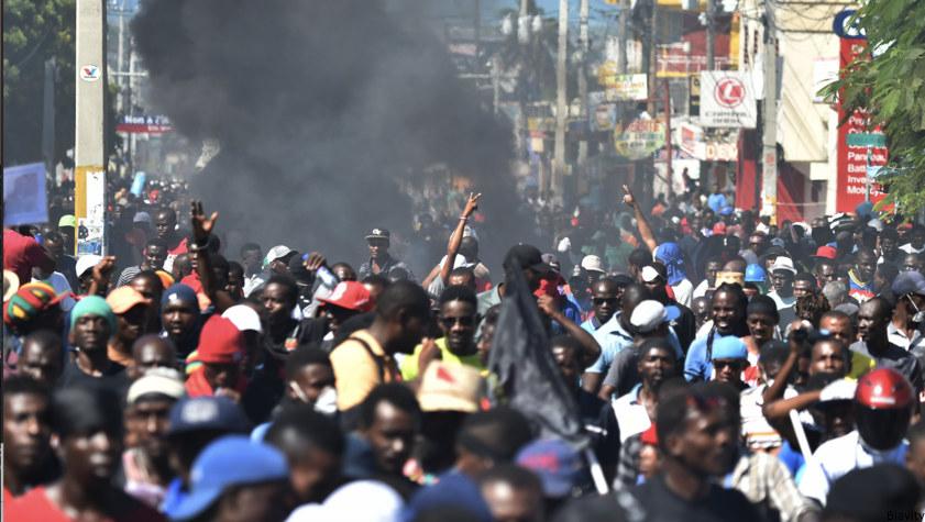 At Least 21 Haitians Dead After Men Dressed In Police Uniforms Massacre Port-au-Prince Neighborhood