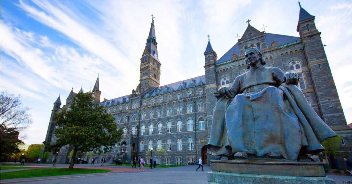 Run The Money: Georgetown University Students Believe The School Owes Reparations To Slavery Descendants