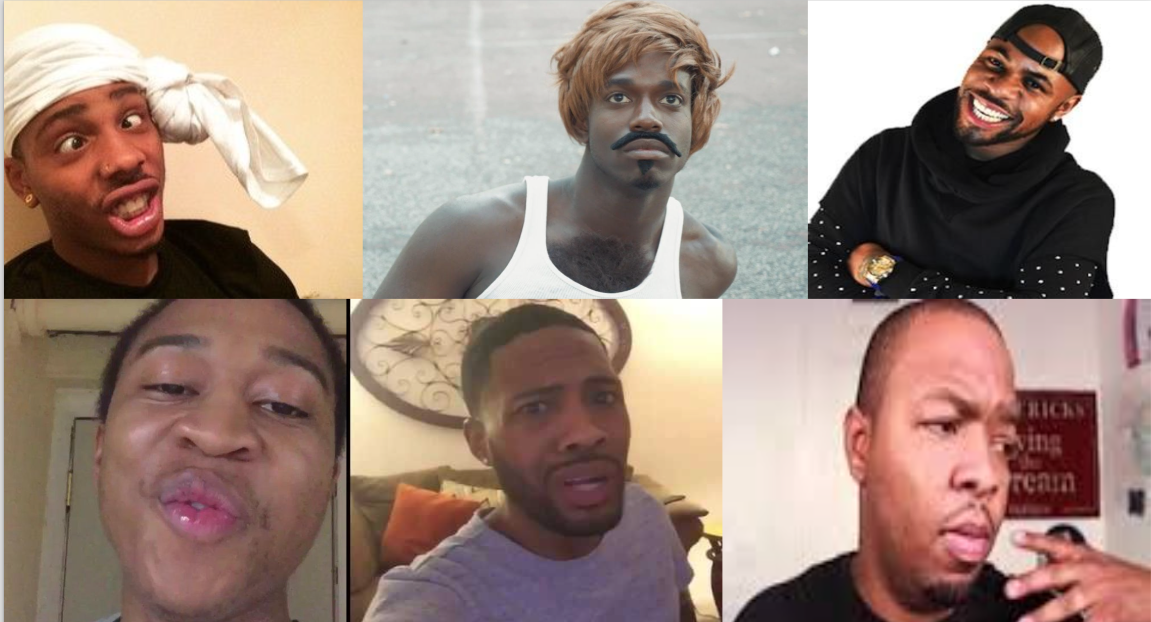 20 Of The Funniest Black Men On Instagram That'll Have You