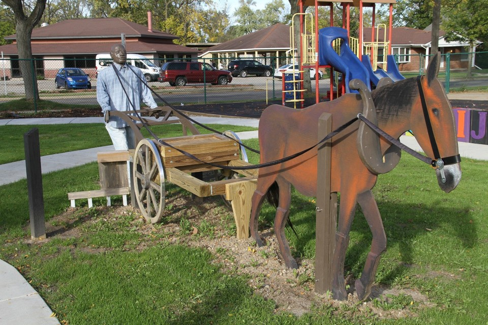Historic Black Inventor Park Will Inspire Young People To Enter Stem