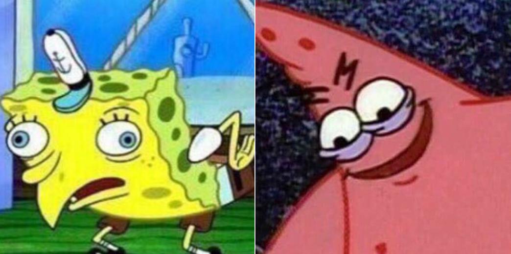 11 Times Black Twitter And Spongebob Went Together Like Peanut