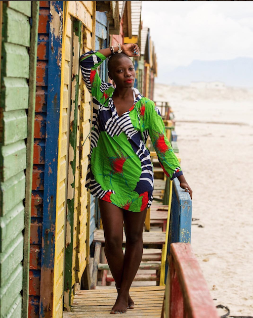 This Woman Is On A Journey To Become The First Black Woman To Visit Every Country In The World - Blavity