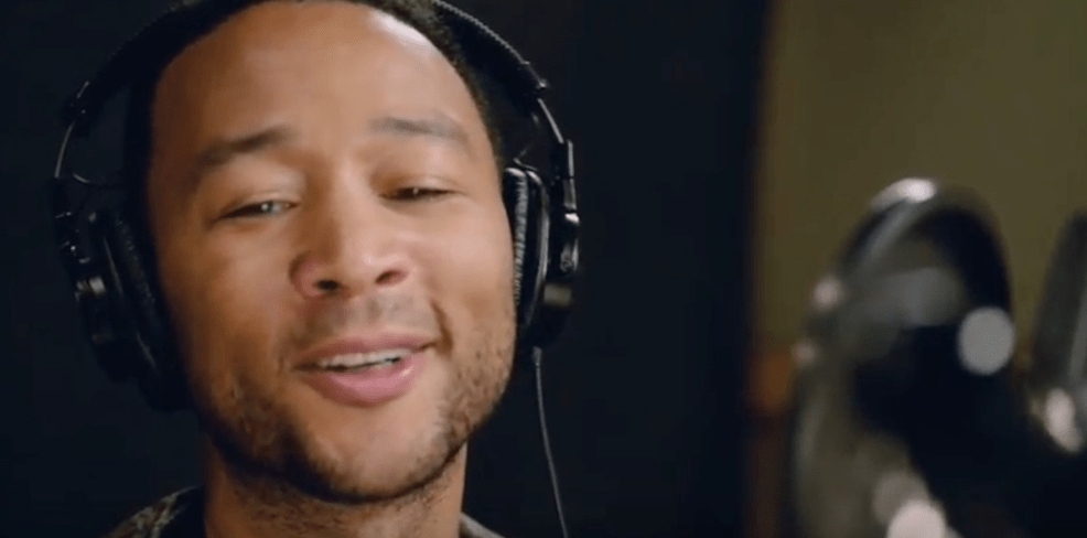 Save Room (In Your Phone): John Legend To Serve As One Of The Six