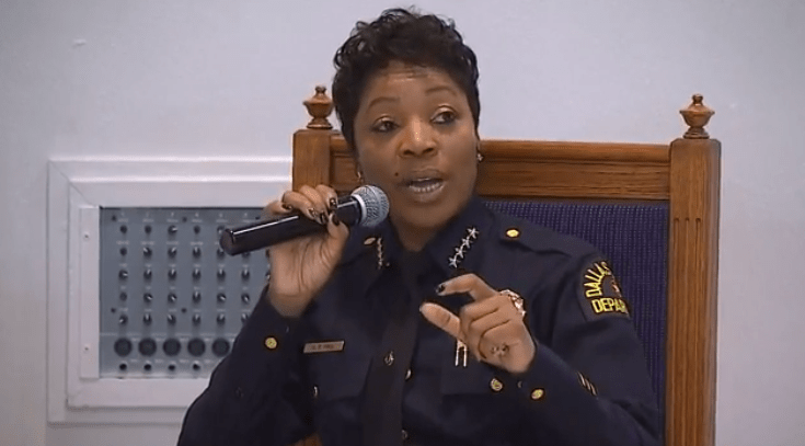 Dallas Police Chief Refuses to Fire Botham Jeans Killer, Amber Guyger