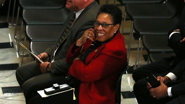 Rep. Marcia Fudge Backs Pelosi For House Speaker After Her Recommendation Letter For Judge Suspected Of Killing Ex-Wife Surfaces