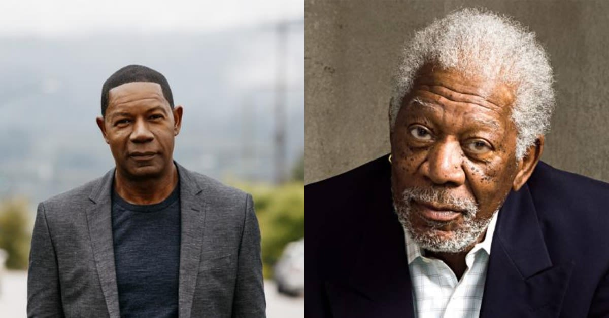 792f96be5870 Find Out What Would Happen If Dennis Haysbert And Morgan Freeman ...