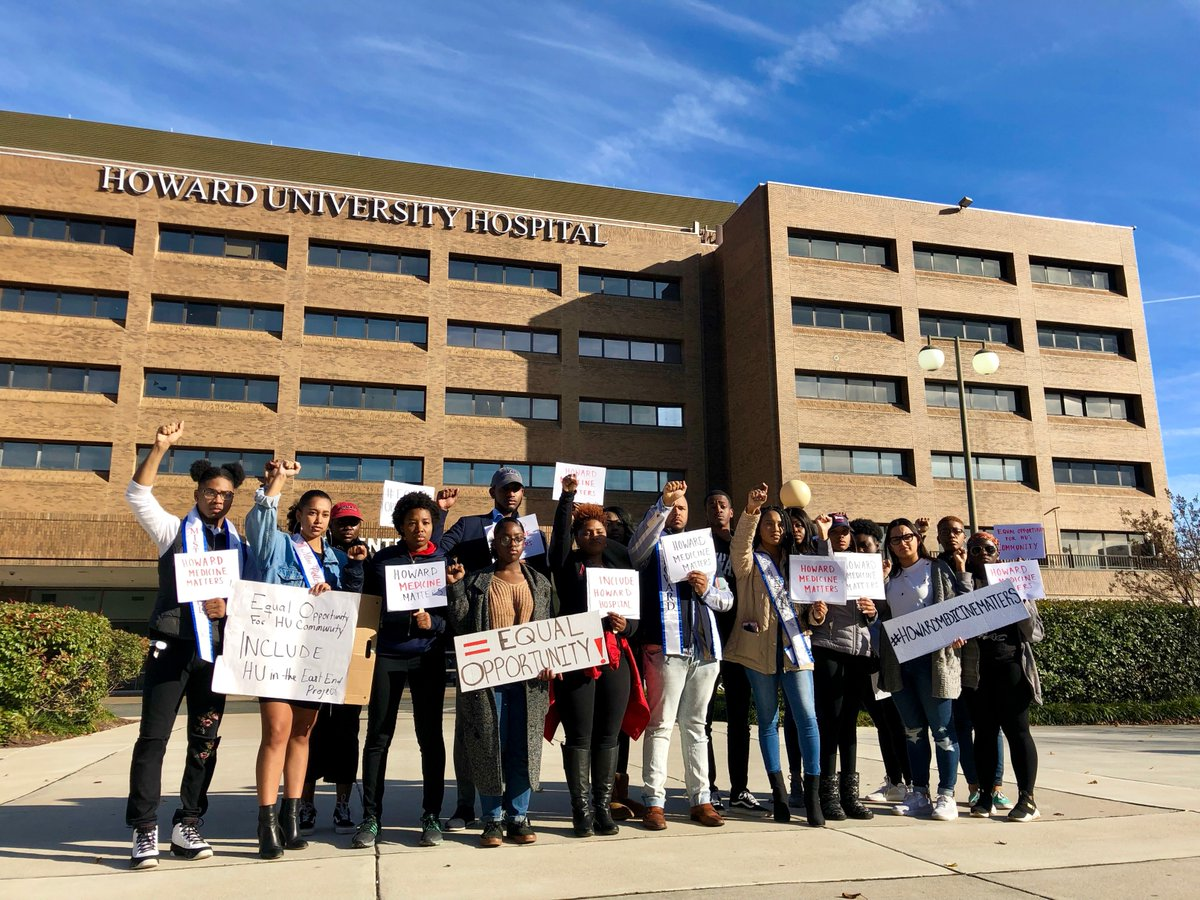 A D C  Proposal Could Threaten The State Of Howard University's