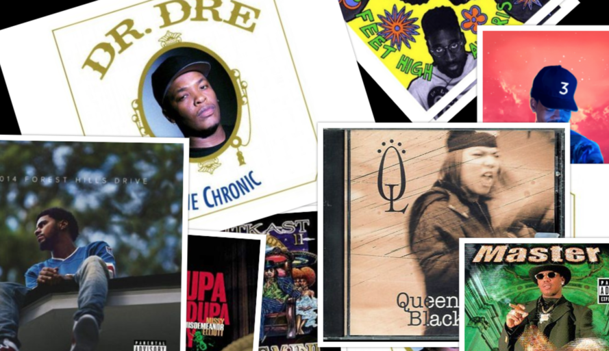 24 Of The Most Iconic Hip-Hop Album Covers, Ranked - Blavity News