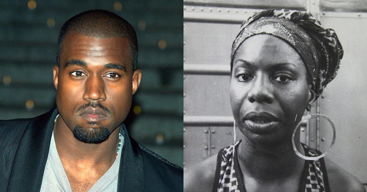 The 'Strange Fruit' Connection Between Kanye West And Nina Simone