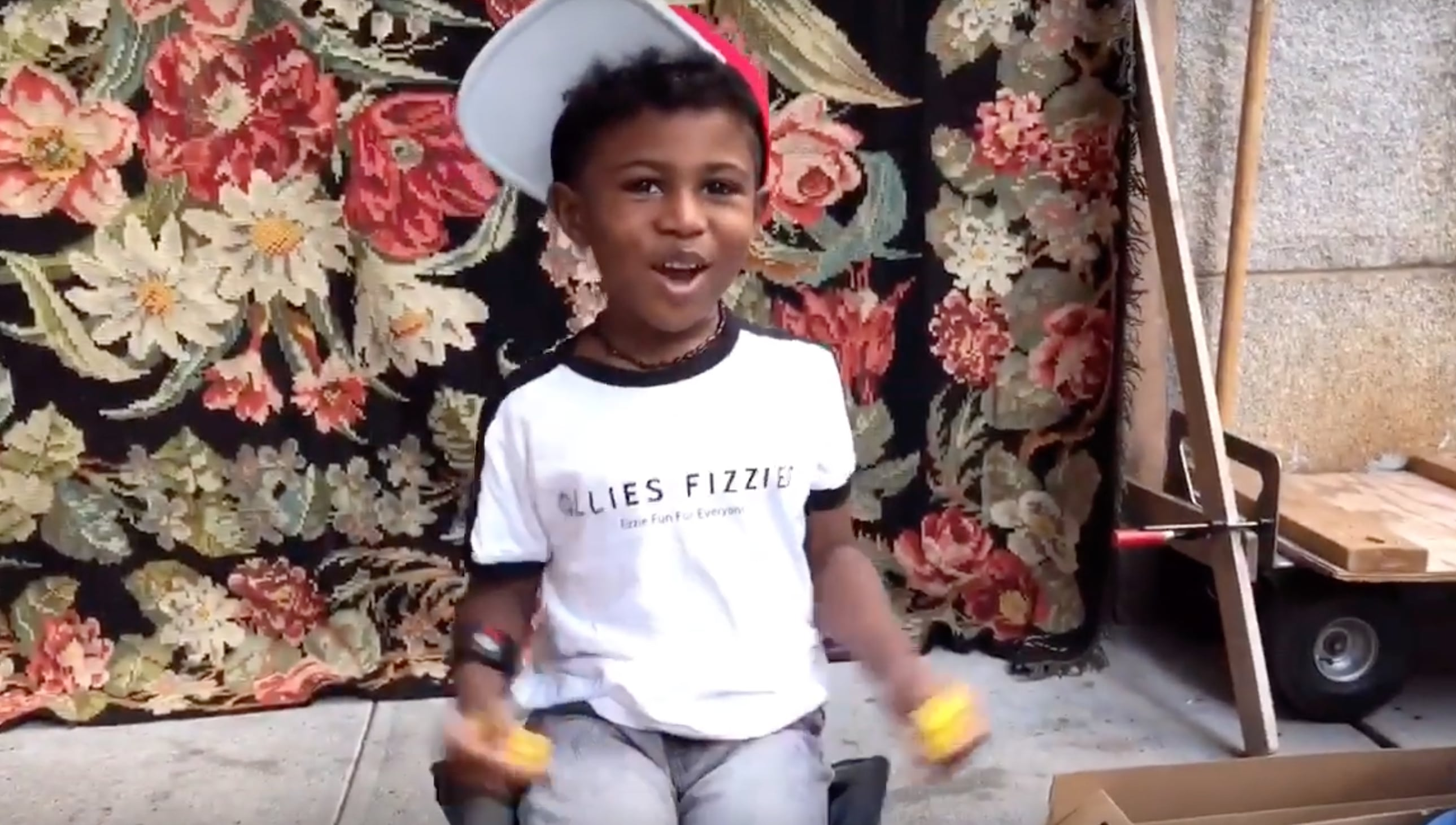 This New York City Kid Hasn't Even Started First Grade And He's Already Got His Own Business