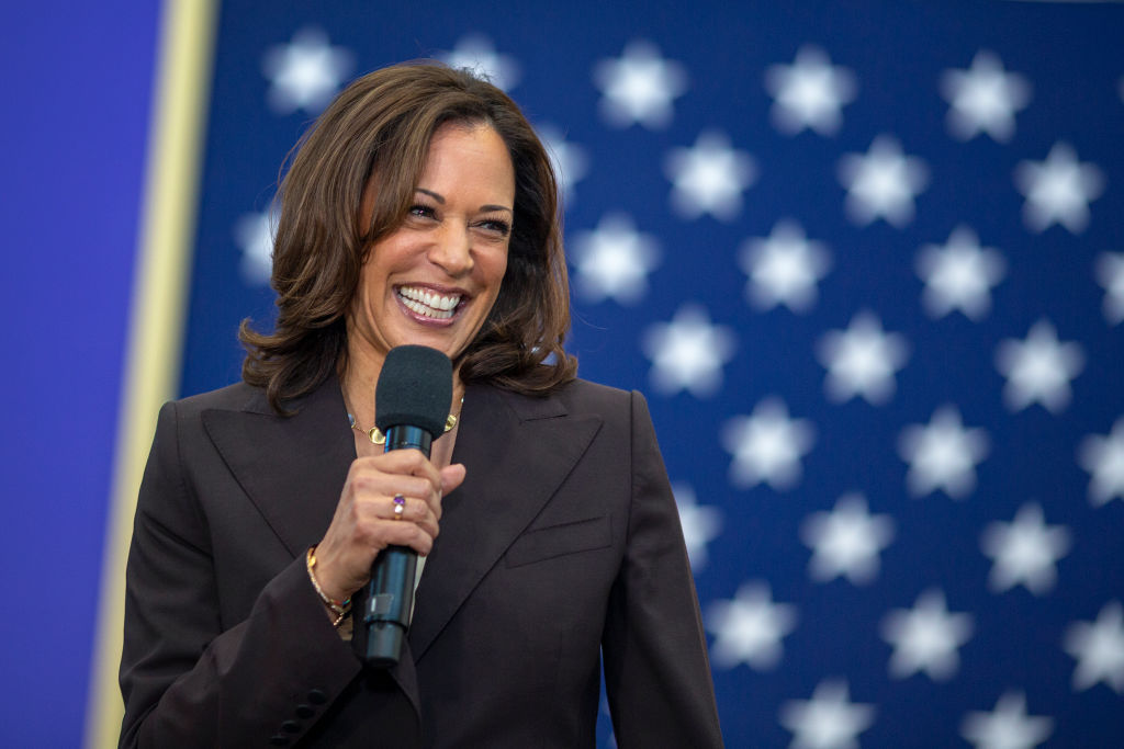 Presidential Candidate Kamala Harris Announces No Nonsense Plan To Close Pay Gap