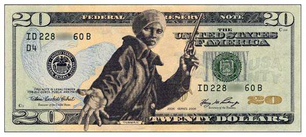 Congress Re-Opens Discussion To Put Harriet Tubman On The $20 Bill