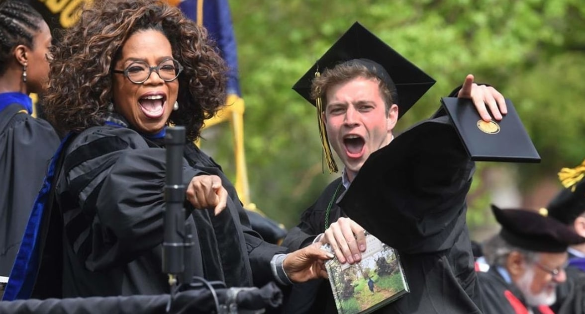 Oprah Claps Back At Instagram User Who Says She Should Be Paying Off Student Loans