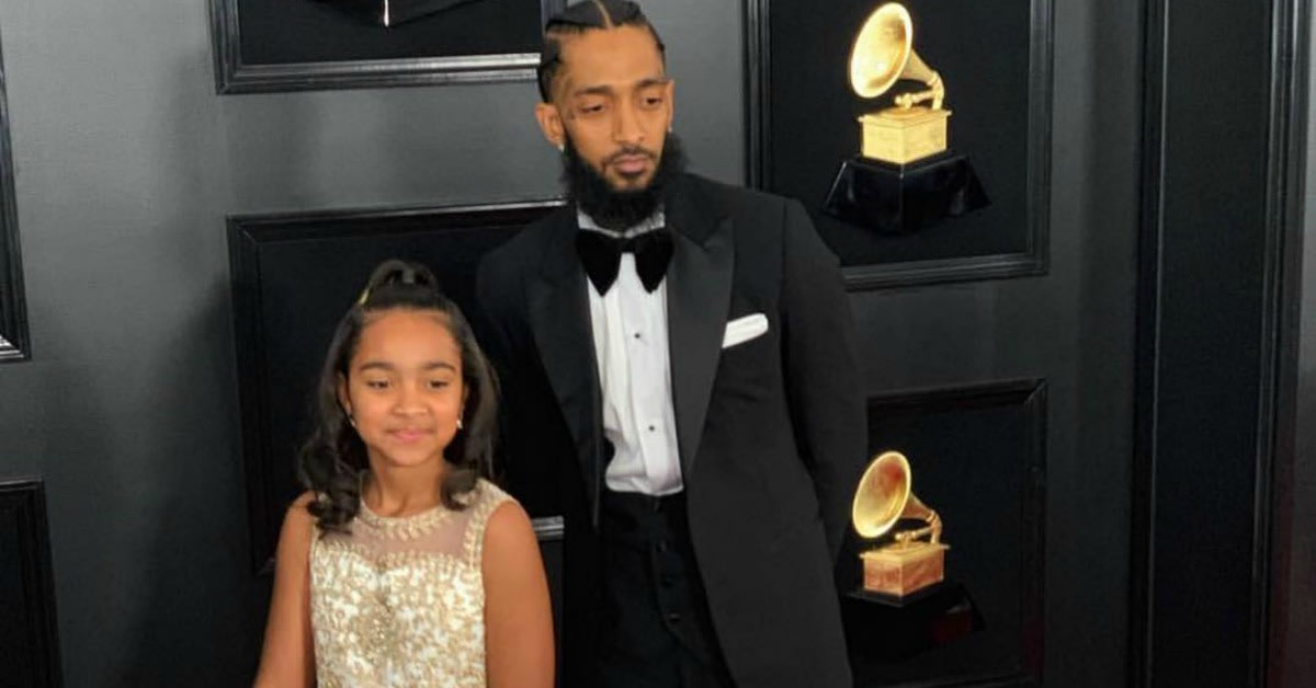 Nipsey Hussle's Sister Granted Custody Of His Daughter