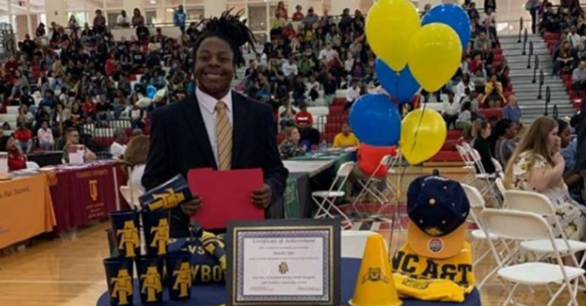 Georgia Teen Who Took 21 AP Courses Is His High School's First Black Male Valedictorian