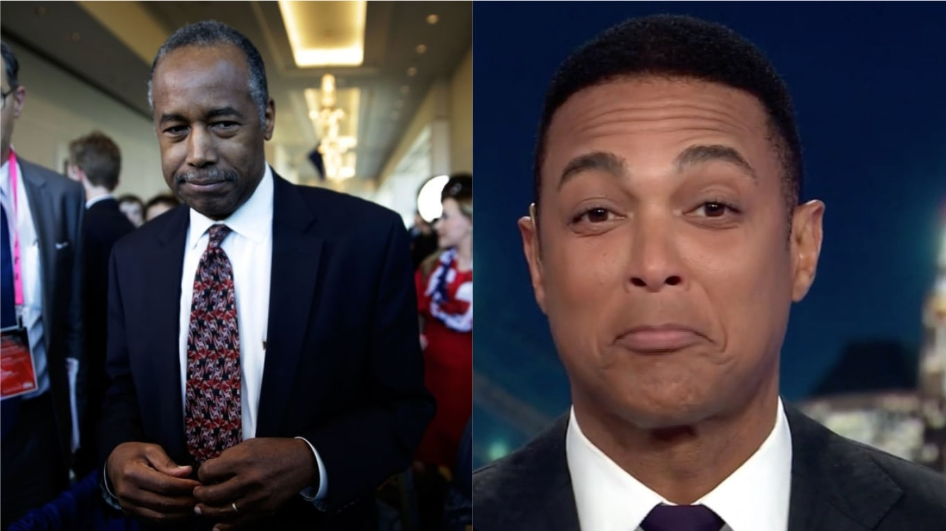 Don Lemon Was As Positively Confused As The Rest Of Us After Ben Carson Confused A Real Estate Term With An Oreo