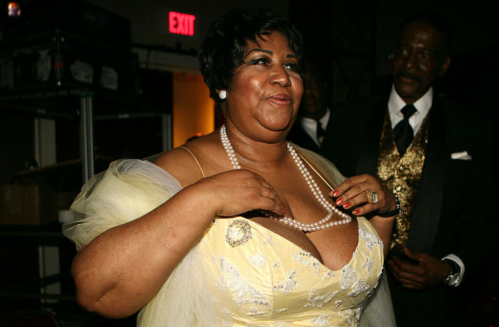 Aretha Franklin Hid One Of Her Wills Where Any OG Would