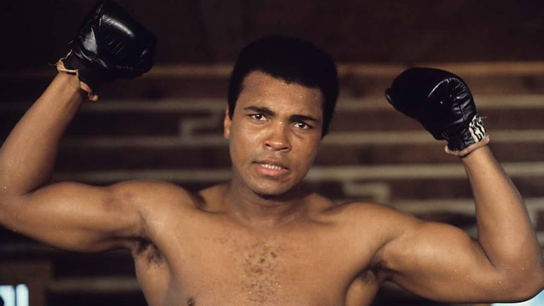 Philadelphia Street Renamed In Honor Of Muhammad Ali