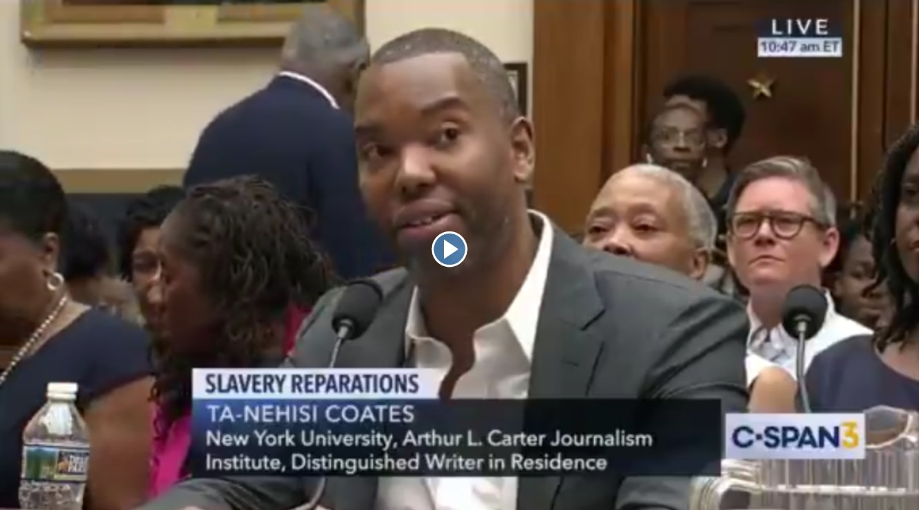 Ta-Nehesi Coates And Danny Glover Testify At House Judiciary Committee Hearing On Reparation Legislation