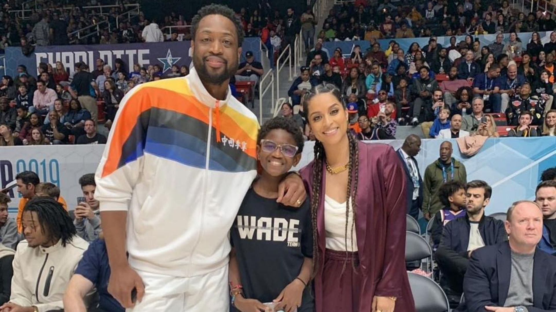 Dwyane Wade Talks Supporting His Son's Sexuality After Pride Parade