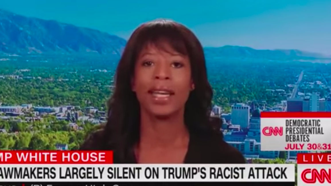 Mia Love Defends Trump, Has Nerve To Say Congresswomen Should 'Take The High Road' After His Racist Attack