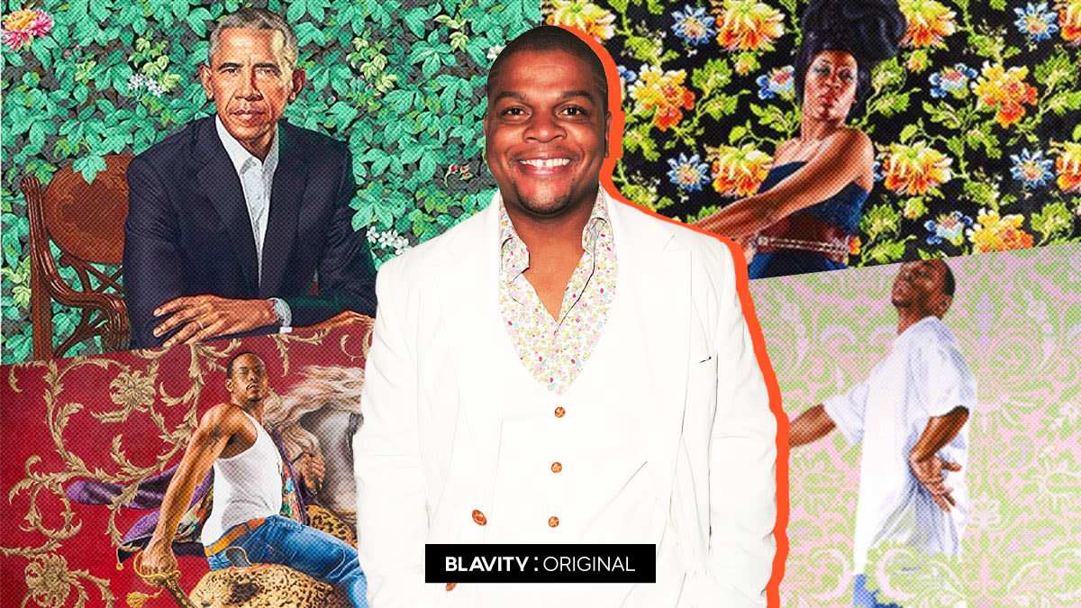 Kehinde Wiley Wants To Return Africa Back To Its Rightful Place As The Focal Point Of Creativity