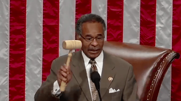 Rep. Emanuel Cleaver, Fed Up With Bickering Congress Members, Drops Gavel And Walks Out During House Debate: 'I Abandon The Chair'