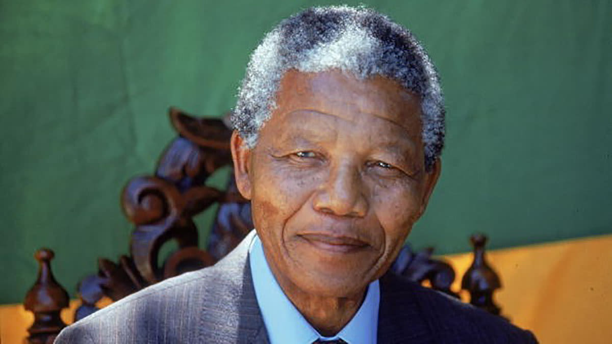What You Didn't Know About The Art Nelson Mandela Created