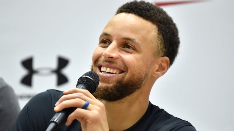 Steph Curry Reportedly Teaming Up With Howard University To Relaunch HBCU's Golf Program