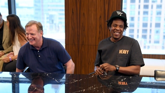 What I Think Jay-Z's Partnership With The NFL Really Means For Us - Blavity