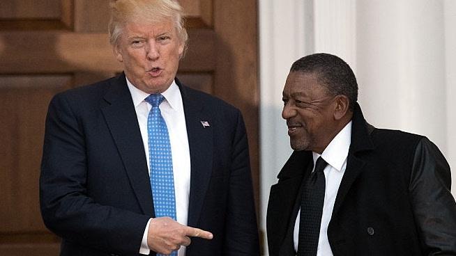 BET Founder Robert Johnson Is Praising Trump For His 'Work' In The Black Community - Blavity