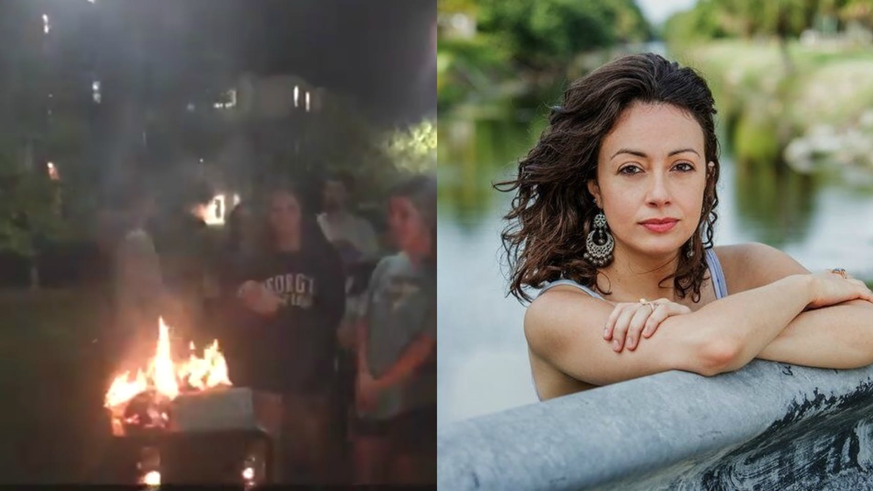 Latina Author Responds After Georgia Southern Students Burn Her Book Because She Called Out White Privilege - Blavity