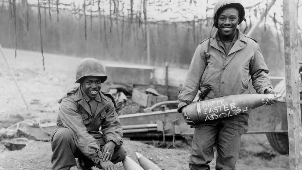African-American GIs Of WWII: Fighting For Democracy Abroad And At Home - Blavity