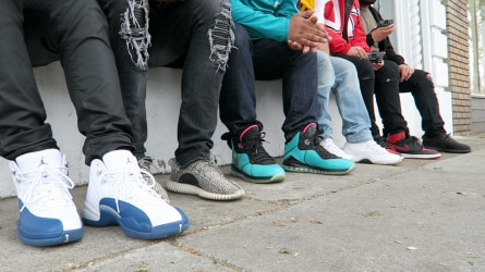 Guys: Here's Why Your Air Force 1s Are Keeping You Single