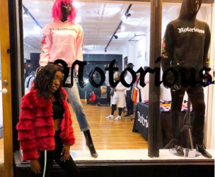 Biggie's Daughter Opened A New Clothing Store In Brooklyn