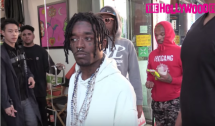 Lil Uzi Vert Explained Why He Wears Women's Clothes In The
