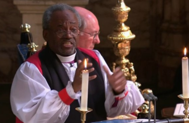 Bishop Michael Curry Discusses Slavery And Mlk In Royal Wedding