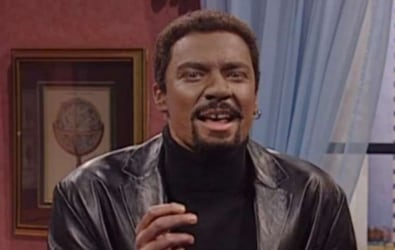 Jimmy Fallon in Blackface