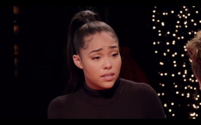 Jordyn Woods speaks about scandal after being accused of sleeping with Khloe Kardashian's boyfriend and babyfather, Tristan Thompson.