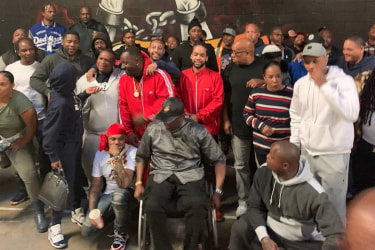 The Bloods And Crips United In A Monumental Peace Rally In
