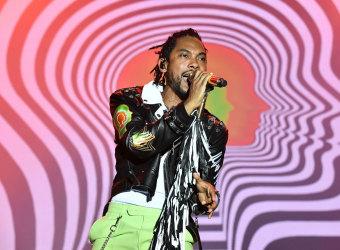 Singer Miguel