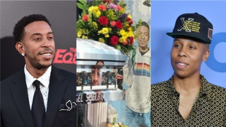 Ludacris, Nigel's casket and Lena Waithe