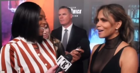 Emerald Marie speaks to Halle Berry