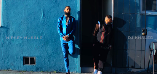 DJ Khaled Premieres Nipsey Hussle's Final Music Video With