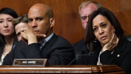 Sen. Kamala Harris And Sen. Cory Booker Weigh In On Racial Discrimination Case Against Comcast