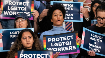 Supreme Court Hears Three Monumental LGBTQ Workplace Rights Cases