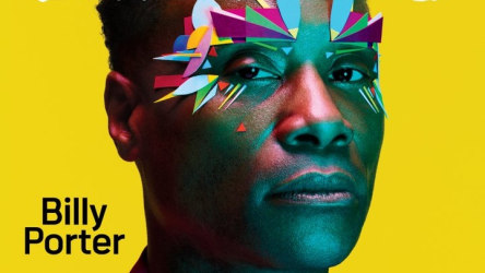 Billy Porter covers Allure magazine