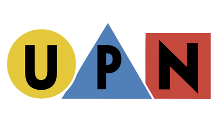 UPN Network 1995 Logo