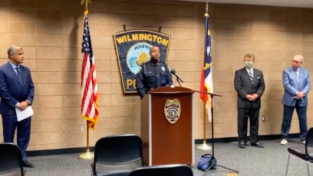 Police Chief Donny Williams